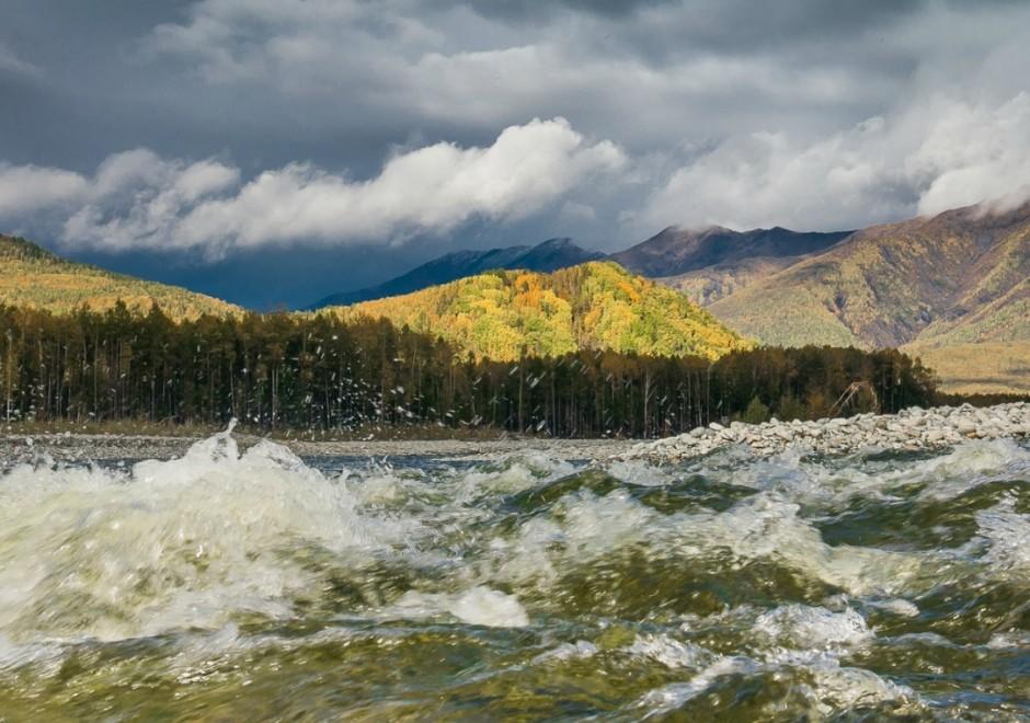 Река Урми