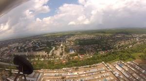 Окрестности города Арсеньева